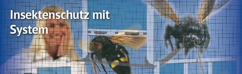 Ihr Profi für Insektenschutz -europaweit-